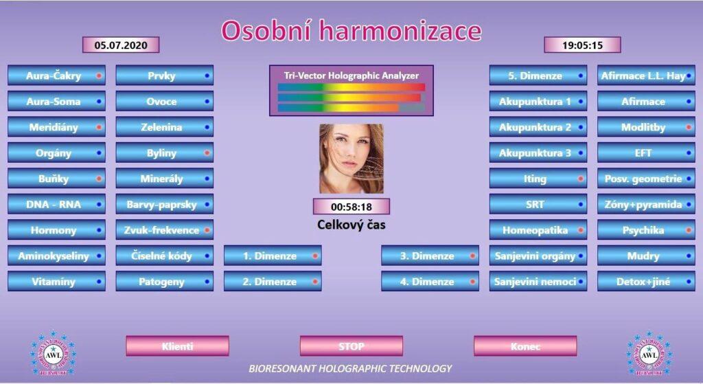 AWL - osobni harmonizace