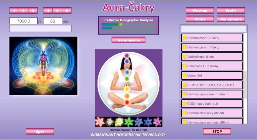 AWL - aura-čakry
